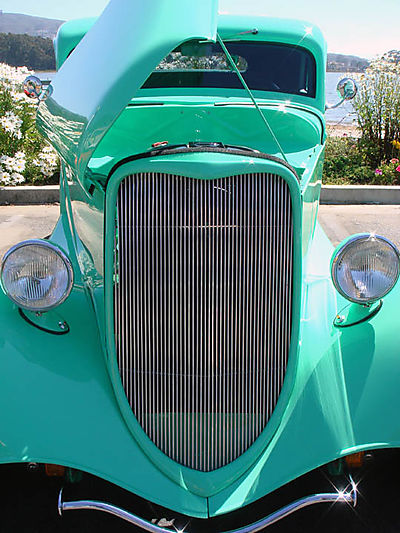Spectra Green hot rod in Los Osos