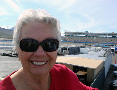 Grandma at Phoenix International Raceway