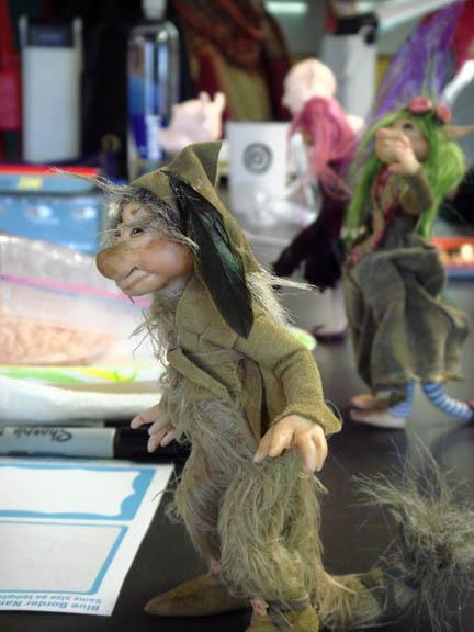 Wendy Froud's wee faeries