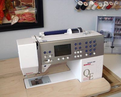 Bernina Aurora 440 QE sewing machine