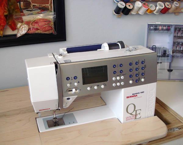 Bernina Aurora 440 QE sewing machine