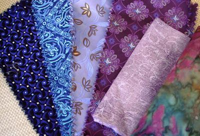 Flying Geese fabrics