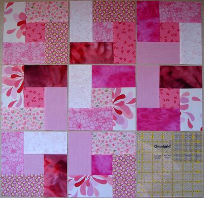 Pink Colorblocks made by me for Block Swap