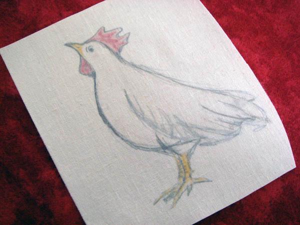 Calamity Kim's chicken