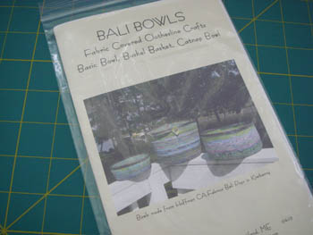 Bali Bowls Pattern
