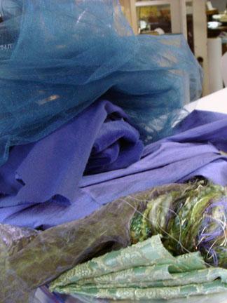 Fabrics for costume