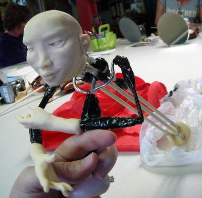 My puppet mechanism