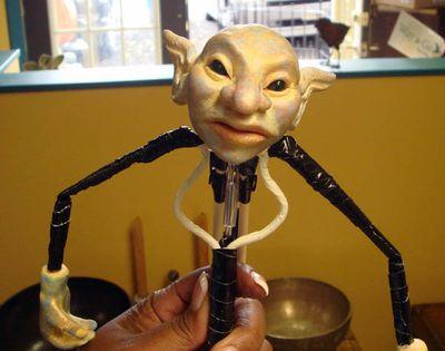 Kates puppet gremlin troll