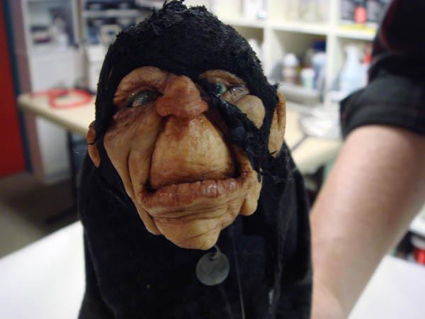Toby Froud puppet retired hangman