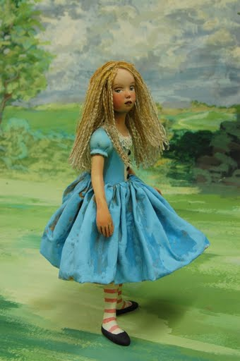 Nancy Wiley limited edition Alice doll