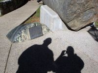 Steve and Tami shadows