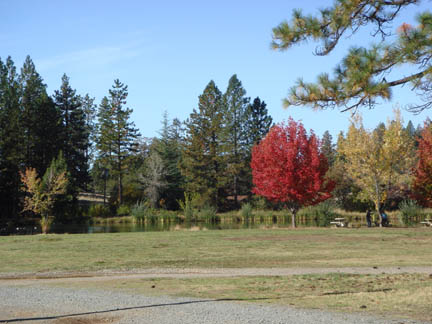 Nevada County RV campground