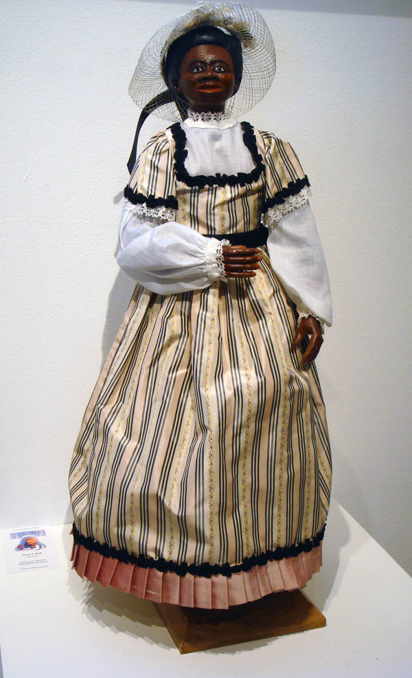 Floyd Bell Jane Pittman doll