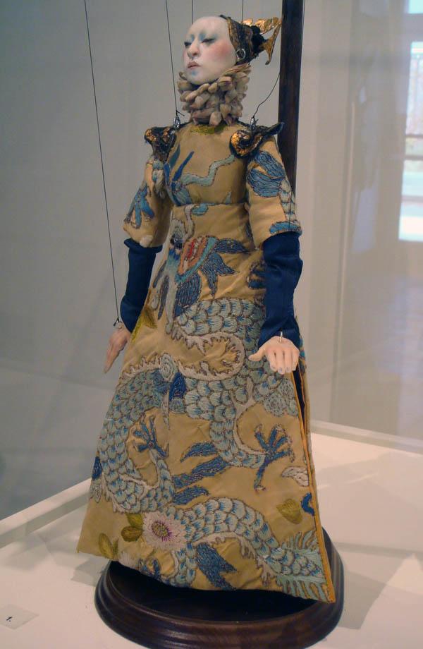 EJ Taylor Turandot doll