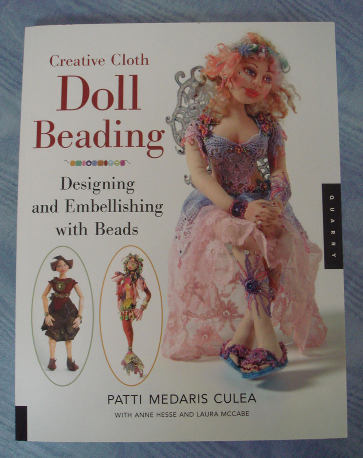Patti Beading book