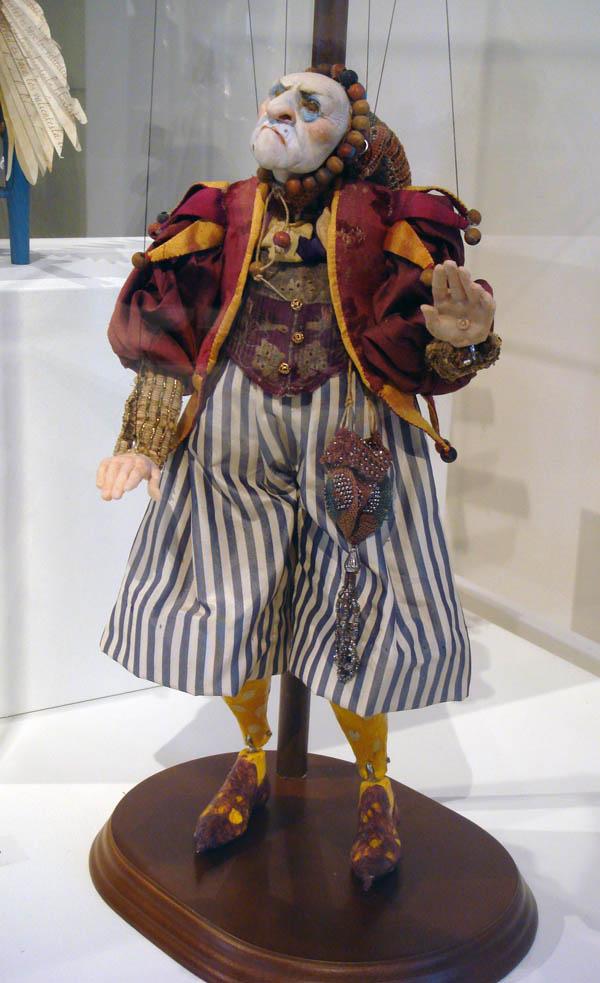 EJ Taylor Rigoletto doll