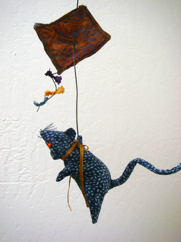 Flying Mouse from Daisy