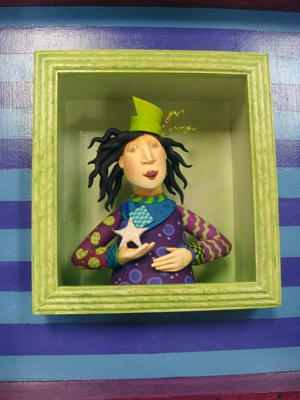 Anne Klocko doll