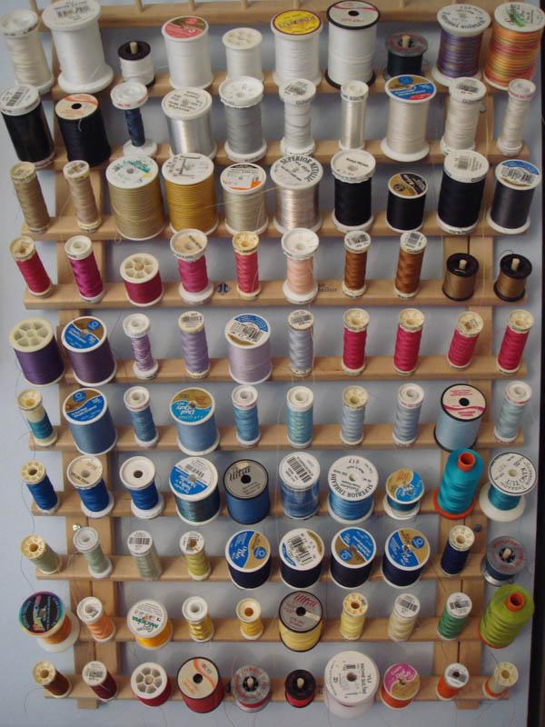Organized threads