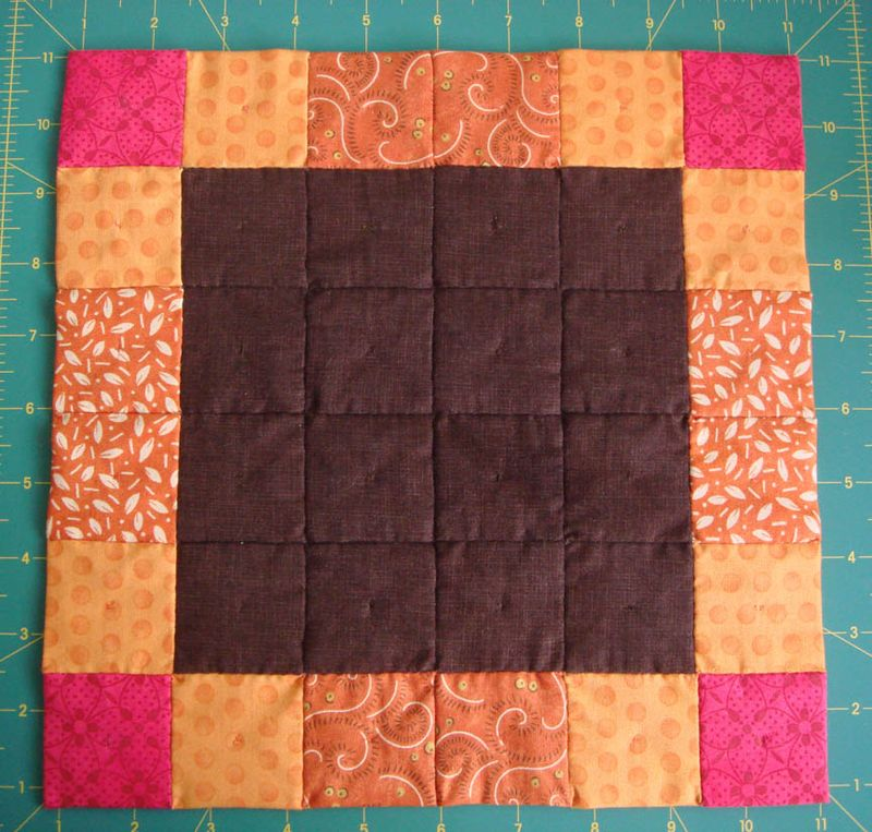 DQS11 Finished Quilt back