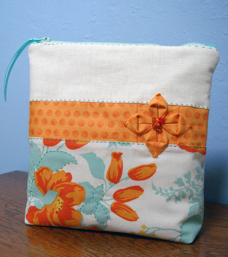 Pretty Little Pouch Swap 3 pouch
