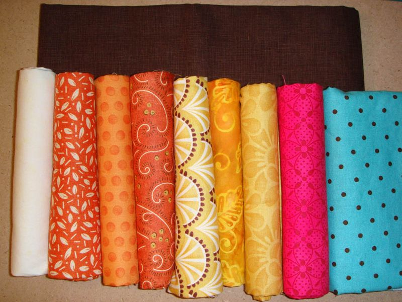 Fabrics for DQS11