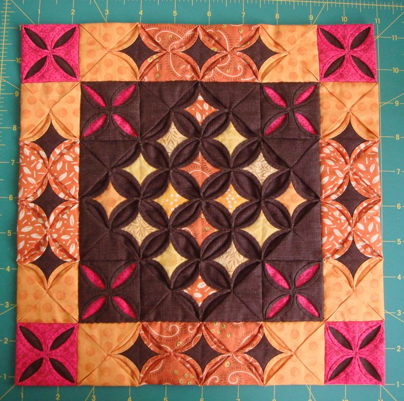 DQS11 Finished Quilt
