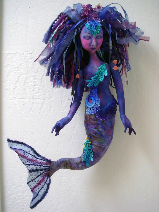 Mermaid in progress