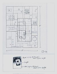 Plan for FLQS 1 quilt