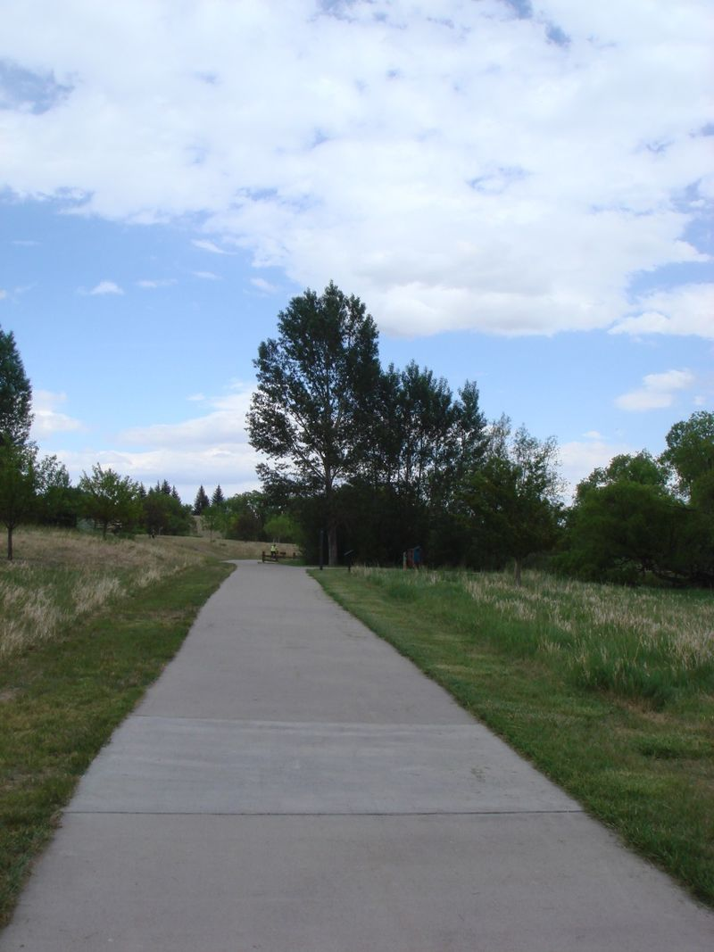 Green Belt in Cheyenne
