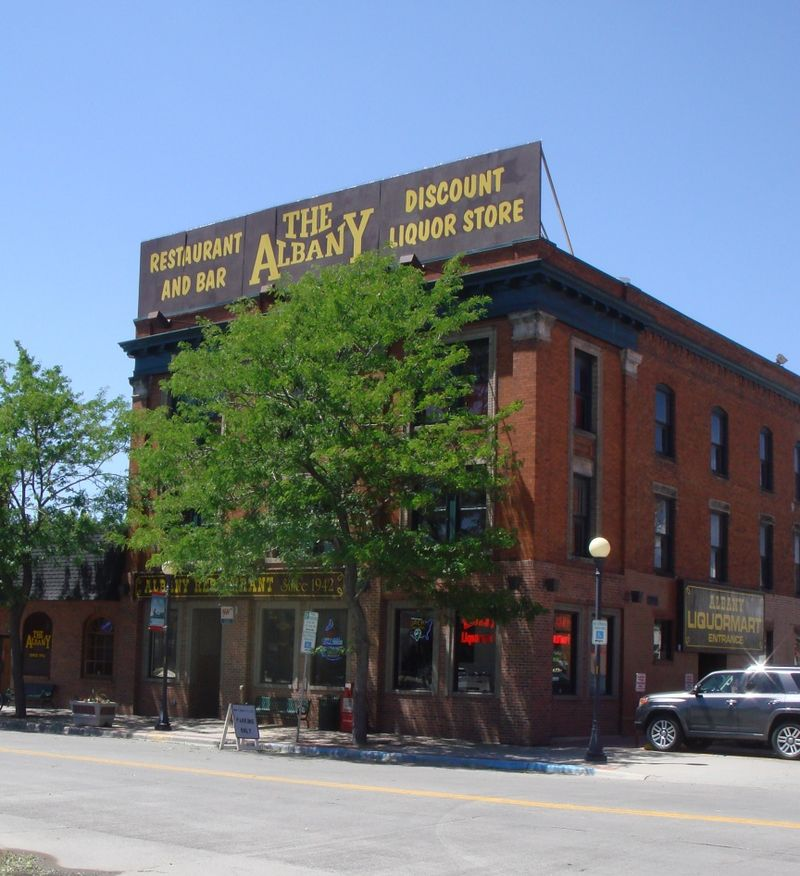 The Albany in downtown Cheyenne WY