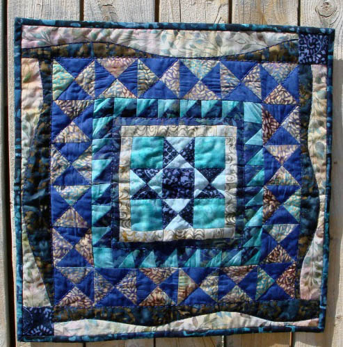 Cotton Robin quilt