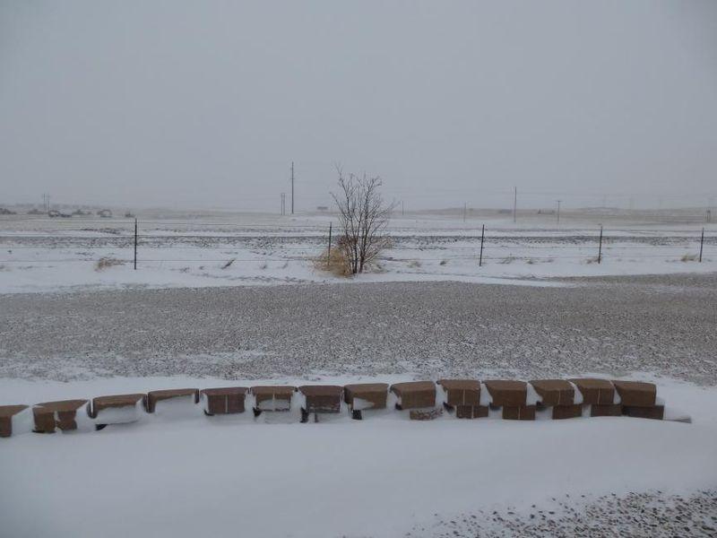 Springtime in Cheyenne 2013