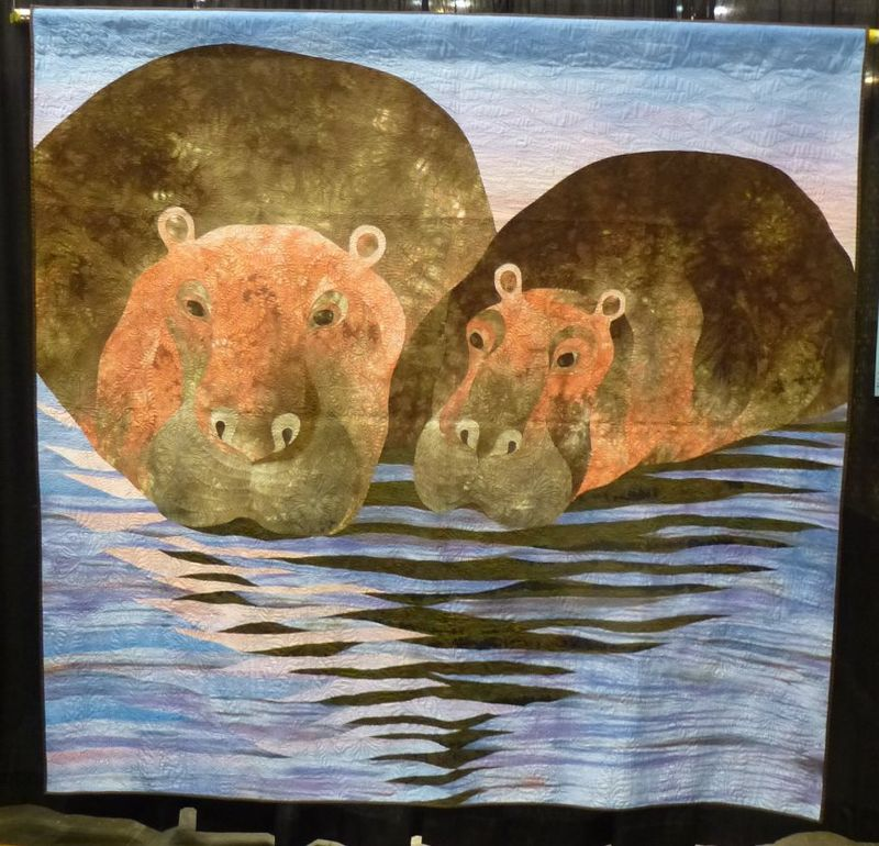 Hippo Love by Janet Fogg