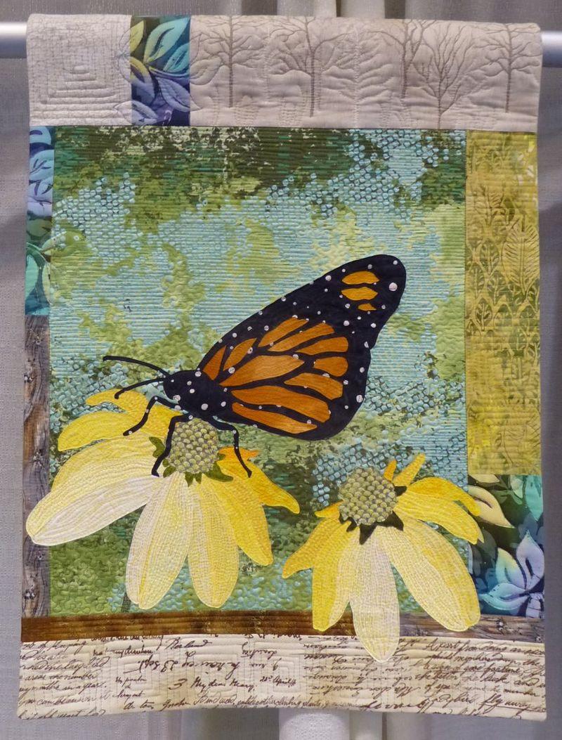 Butterfly II by Kim Butterworth