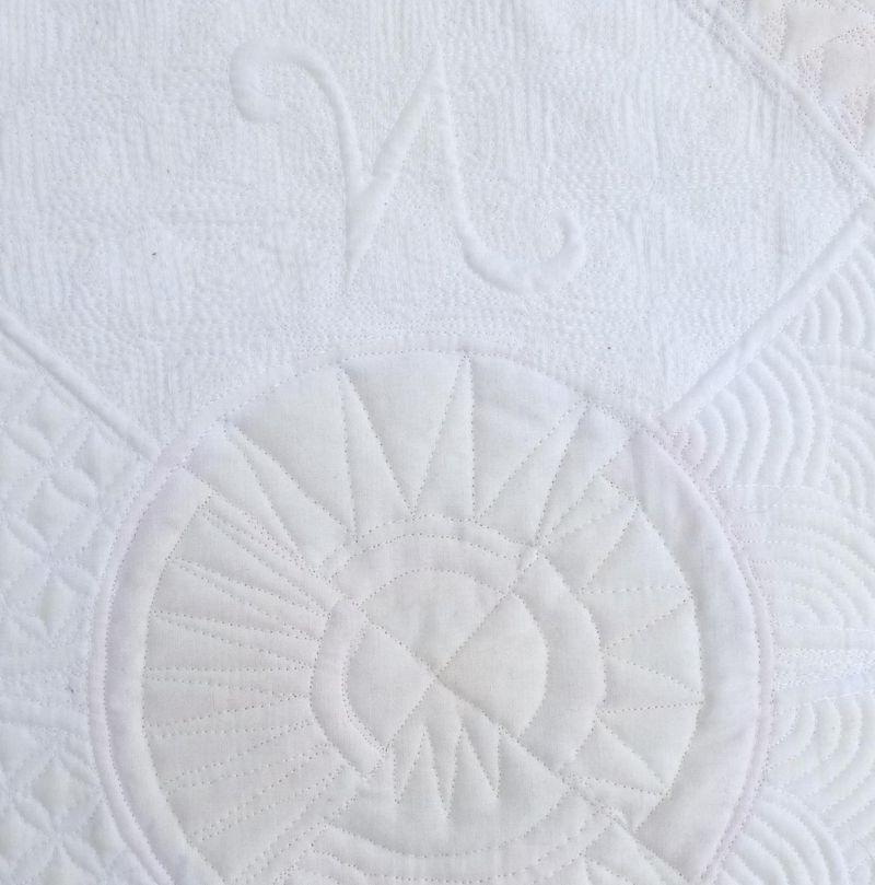 FLiQS 3 detail of quilt back