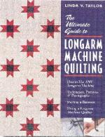 Linda Taylor The Ultimate Guide to Longarm Machine Quilting