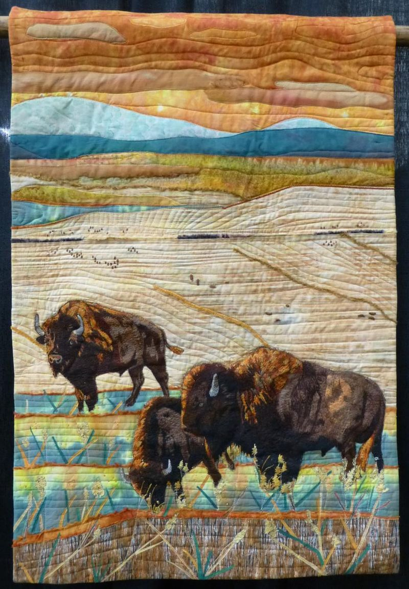 Autumn in Yellowstone by Linda MacDonald