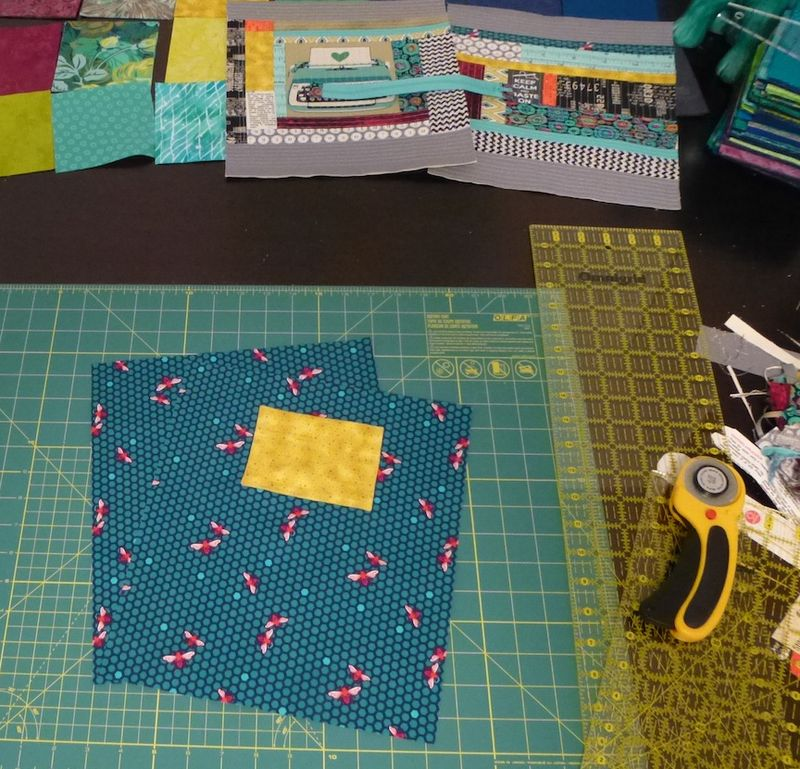 Lining for Perfect Zip Pouch