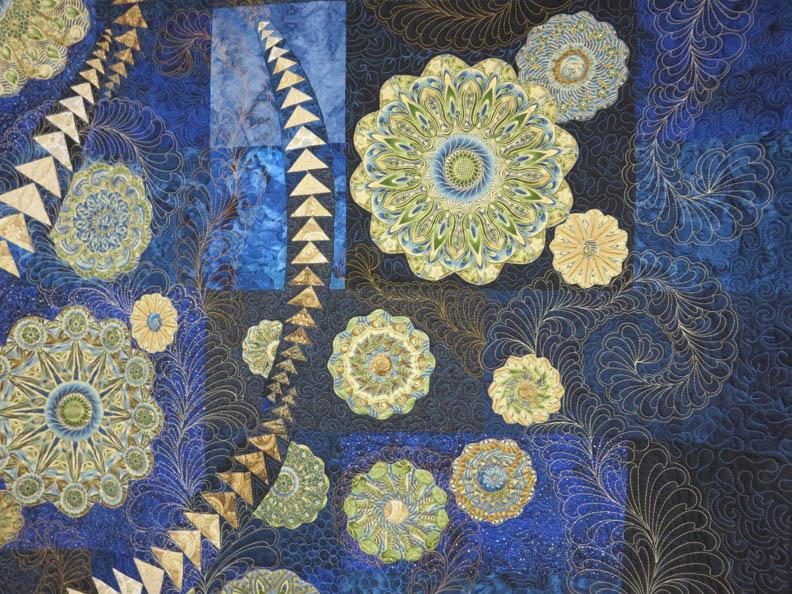 Big Bang detail by Becki Dunham