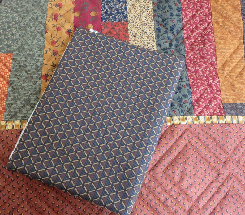 Binding Fabric for Jelly Roll Quilt