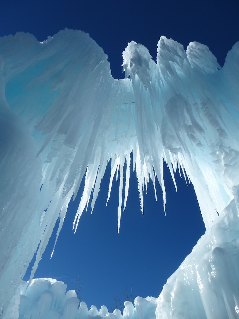 Ice Castle splendor