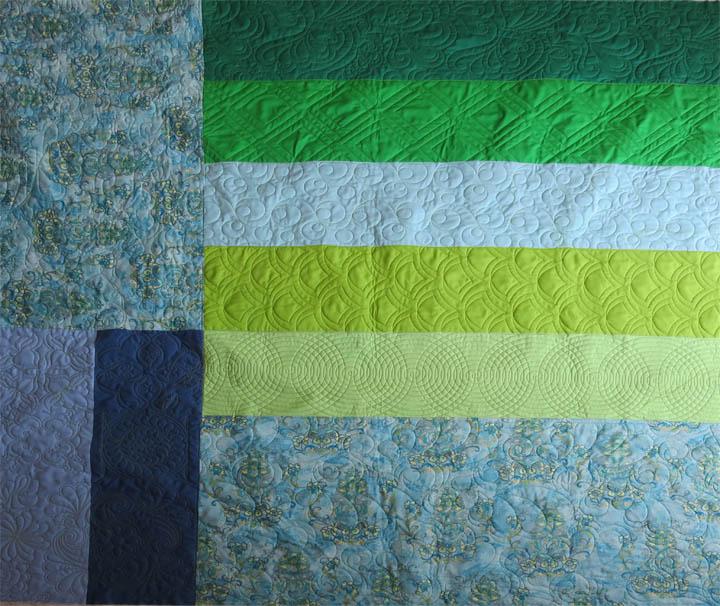 Practice quilt
