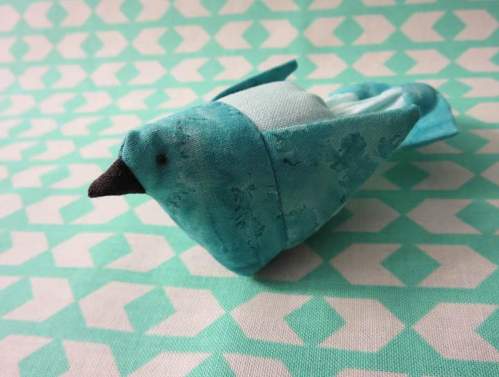 Bird pinnie