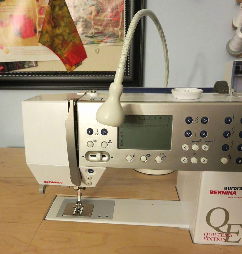 Jansjo light for sewing machine