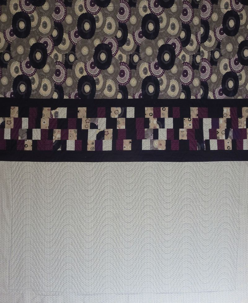 Crown Royal Quilt Pieced Back