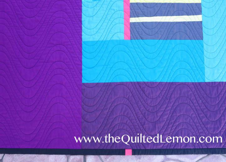 Songs of a Distant Lancaster quilt detail copy
