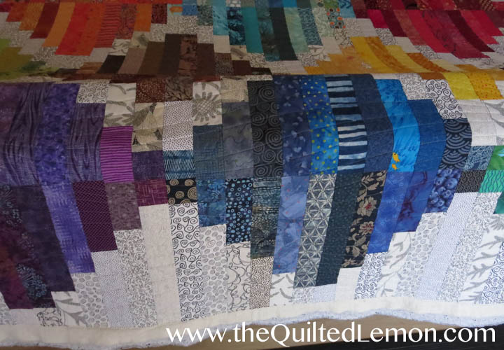 Kathleen Soul Searching quilt