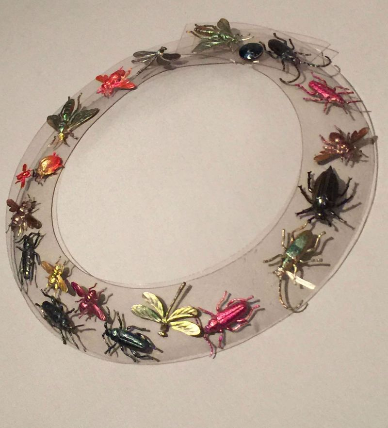Elsa Schiaparelli necklace