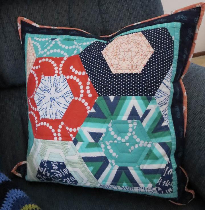 Pillow from Heidi